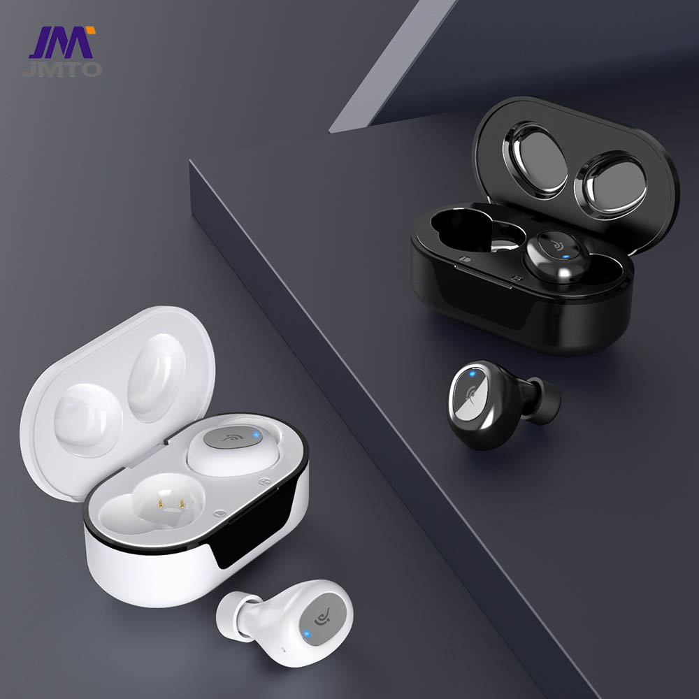 TWS Earphones Bluetooth Wireless TYPE C Charging Port