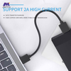 USB 3.1 A to Micro-B Cable 5Gbps Mobile Data Cable