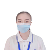 Disposable medical mask YY/T 0969-2013 50PCS/ transparent plastic bag + color box