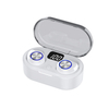 White Wireless Earphone Mini In-ear Stereo 5.0 Pair Earphone